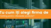 Cum gasim cel mai bun hosting web?