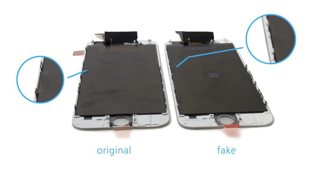 Display contrafacut vs display compatibil