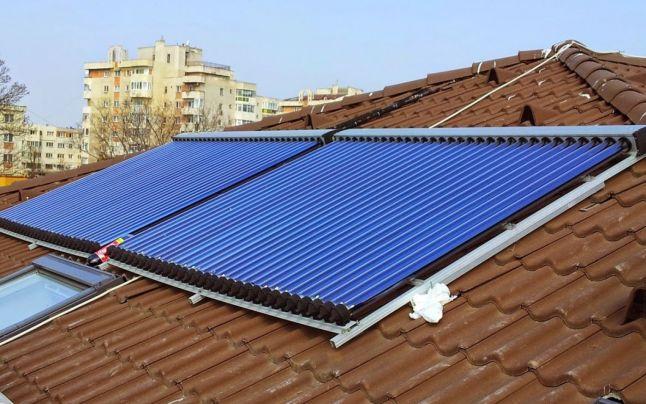 De ce este indicat sa folositi panouri solare termice?