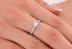 Inele de logodna cu diamant Solitaire