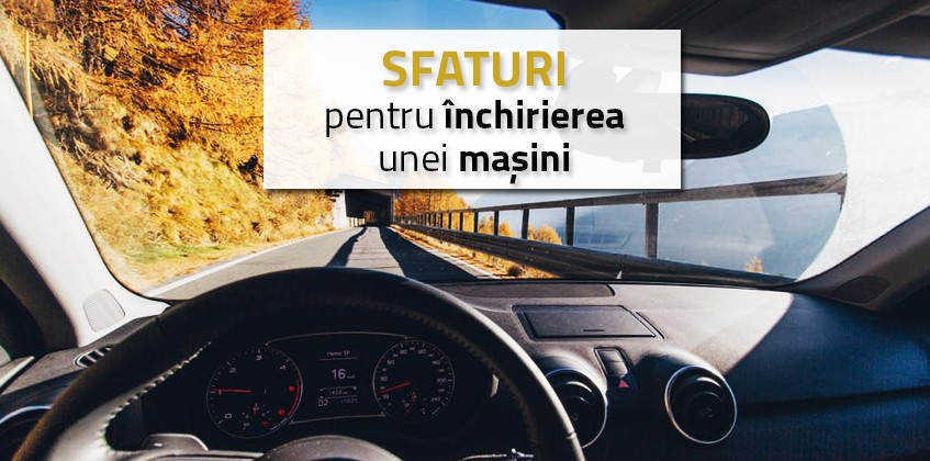 Ce trebuie sa stiti daca inchiriati o masina in Cluj Napoca?