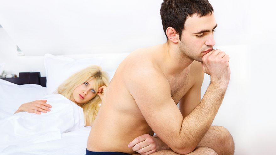 Ce este disfunctia erectila?