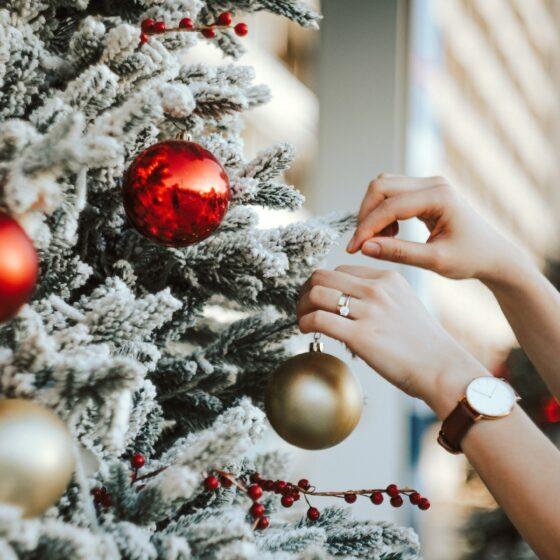 5 sfaturi interesante pentru decorarea bradului de Crăciun!