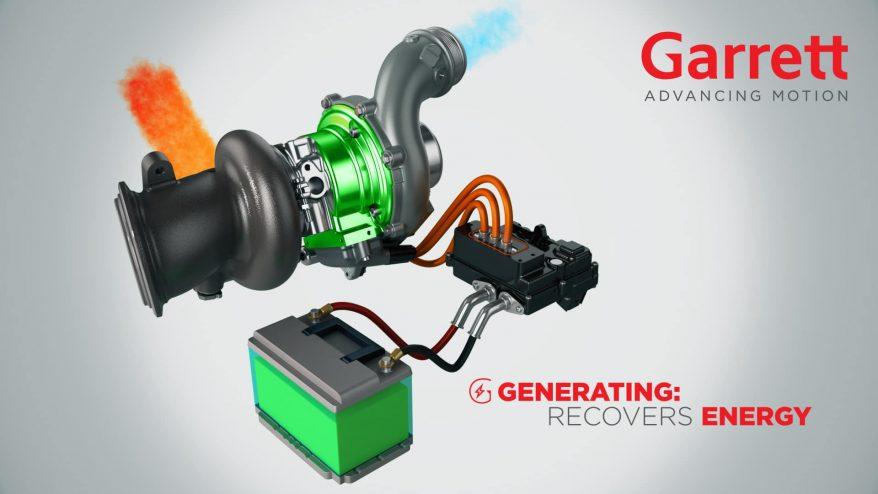 Electronic Turbo, cum este fabricat si cum functioneaza Garrett E-Turbo